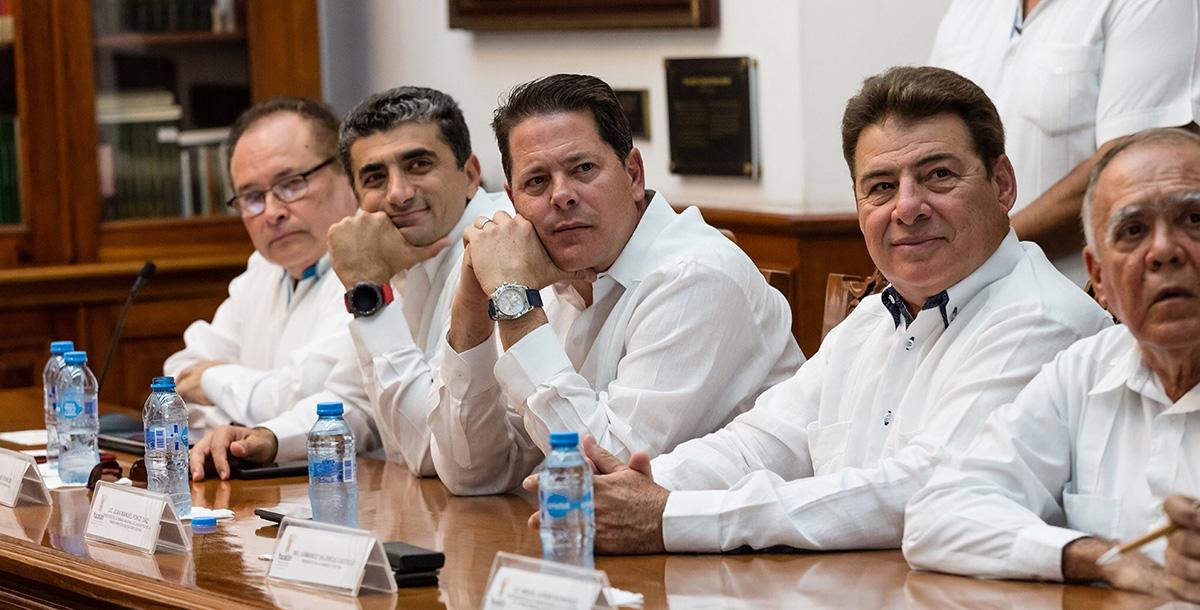B2B, importante detonante para la economía yucateca: Herrera Novelo
